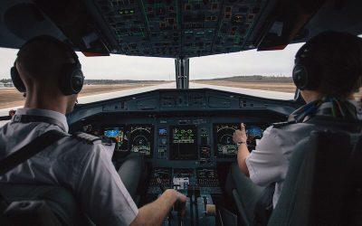 ¿Cuánto dinero ganan los pilotos de areolíneas?