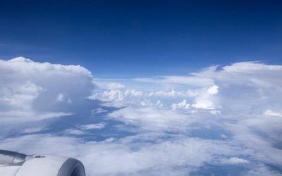 ¿A qué altura vuelan los aviones comerciales?