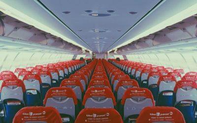 ¿Cómo se fabrican los aviones de pasajeros?