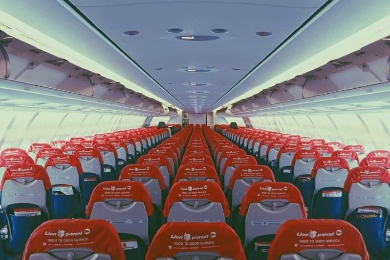 como se fabrican los aviones de pasajeros