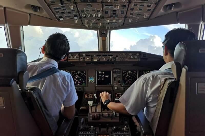 por que los aviones tienen dos pilotos